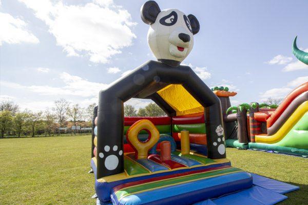 Jumppret Amersfoort Springkussen Verhuur Panda 4